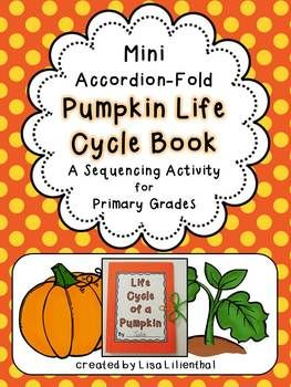 Pumpkin Life Cycle This Is A Fun Project For Students To Sequence