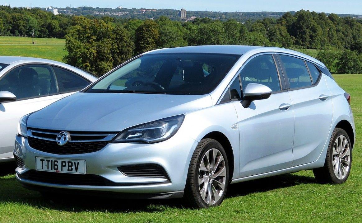 Vauxhall Astra Quattro Di 2020