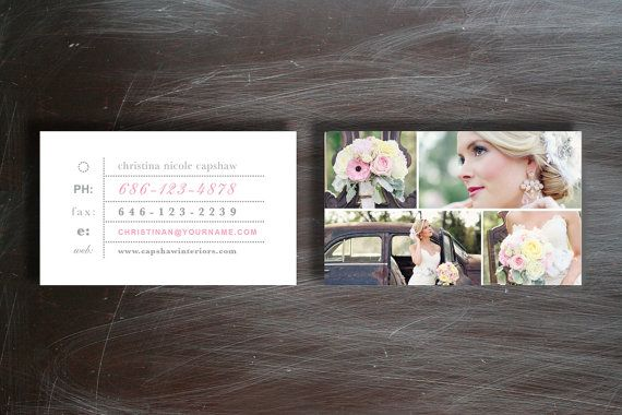Business Card Template Photography Business Card Etsy In 2021 Photography Business Cards Template Photographer Business Cards Wedding Photography Business Card