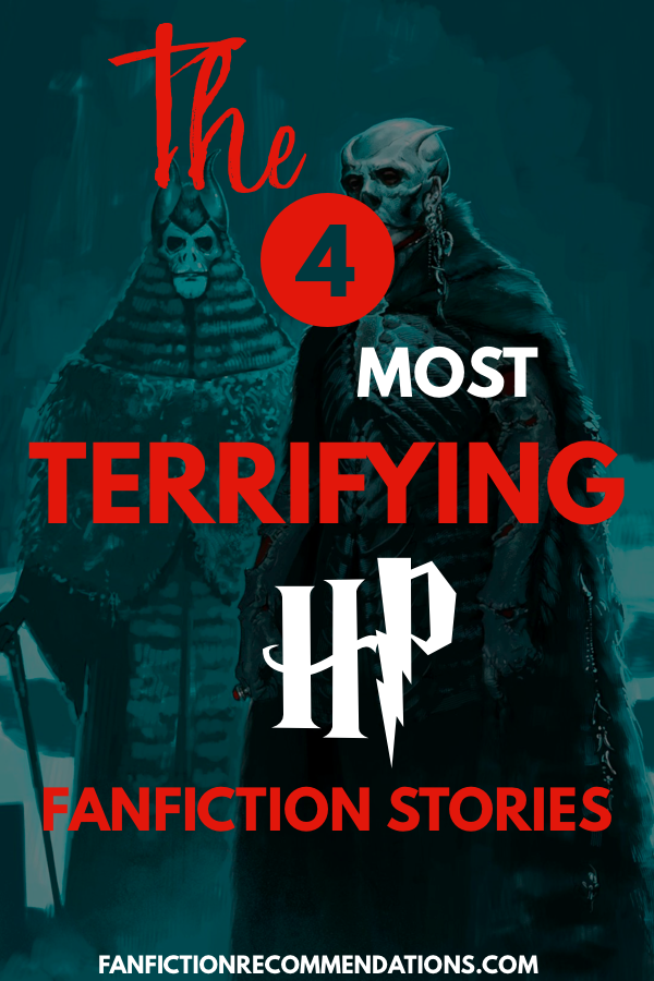 4 Dark Harry Potter Fanfictions That Will Leave You Horrified Dark Harry Harry Potter Fanfiction Harry And Hermione Fanfiction