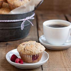 Orange-Berry Muffins by portuguesegirlcooks