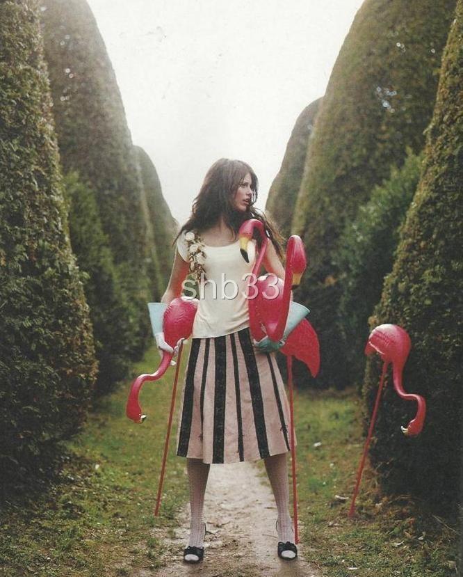 RARE Anthropologie 2004 BLACK Croquet Crochet Skirt Cotton Lace Odille S 6 #Anthropologie #ALine