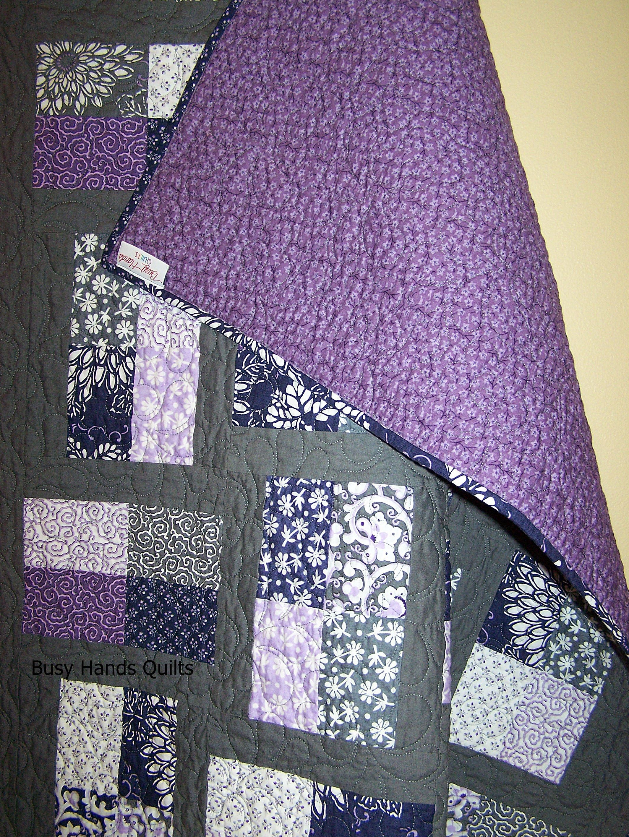 Baby Quilt Modern Quilt Phoebe S Flower Box Baby Blanket Girl Quilt Purple Gray Grey Quilts For Sale Busyh Baby Girl Quilts Girls Quilts Purple Quilts