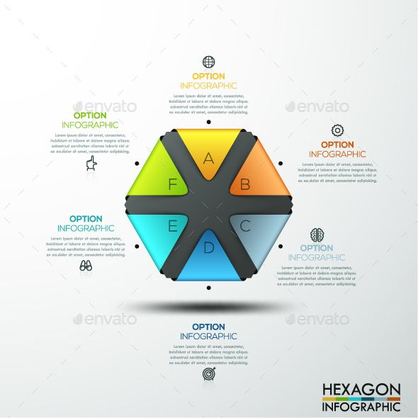 Modern Infographic Polygon Template Timeline, Creative and Advertising - advertising timeline template