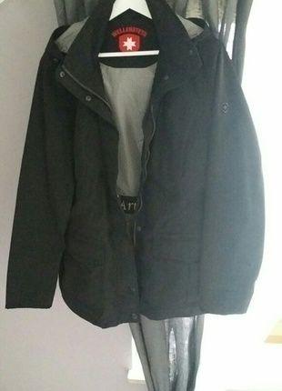 Wellensteyn Aruba Sommer Frühjahr Jacke schwarz XL | Rosetten