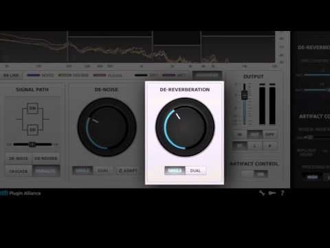 Plugin Alliance & Accusonus ERA-D Kills Noise and Reverb - Mac OS X Audio   LET'S SEE SOME HARDCORE REVIEWS