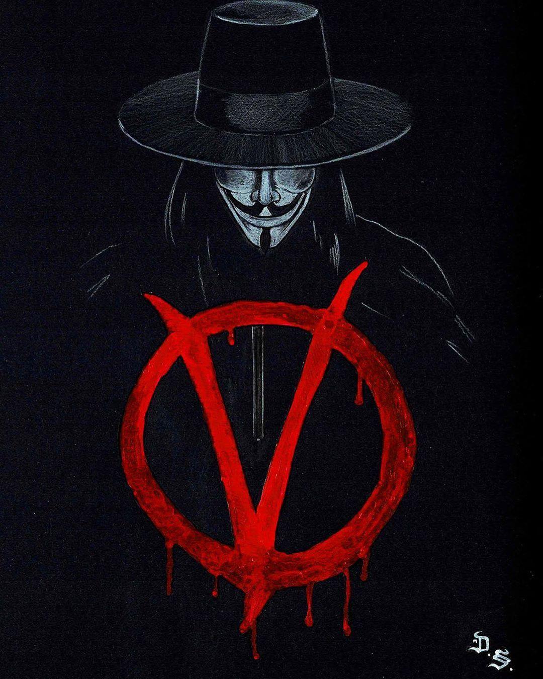 Remember Remember The 5th Of November Vforvandetta Dccomics Rogue Comics Is Sharing Instagram Posts An V For Vendetta Tattoo V For Vendetta Original Drawing