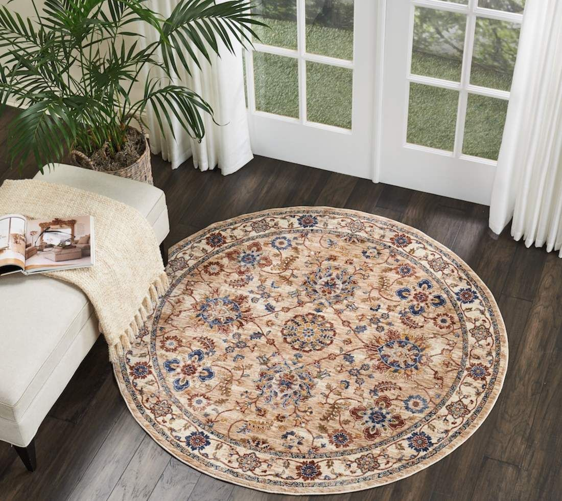 Lagos R Natural Lag04 Natural Area Rugs Nourison Area Rugs