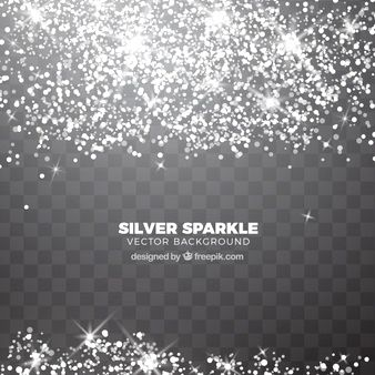 Silver And White Background Ideas #goldglitterbackground