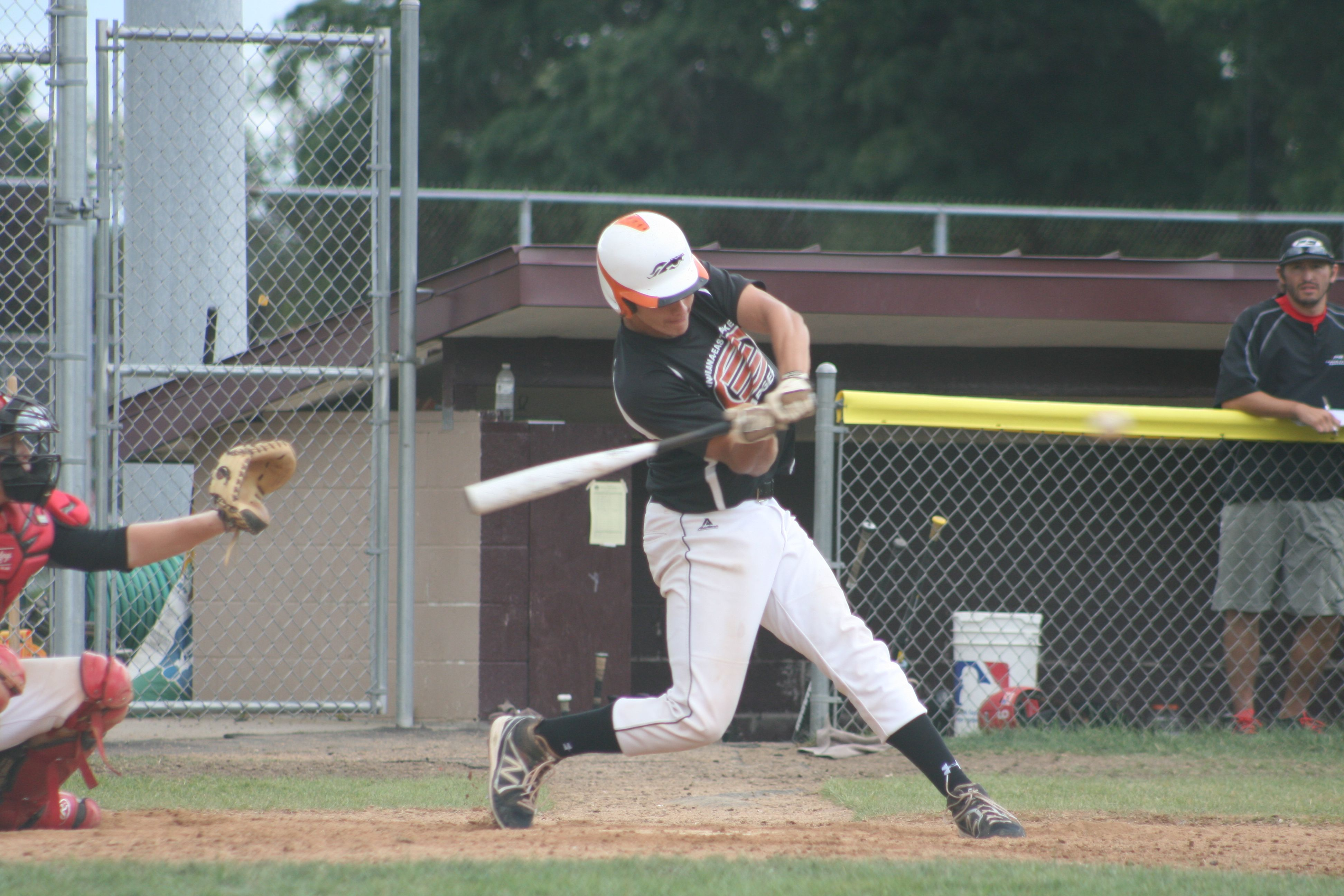 A Great Picture Of Jake S Swing 16u Indiana Chargers Photography Pictures Great Pictures