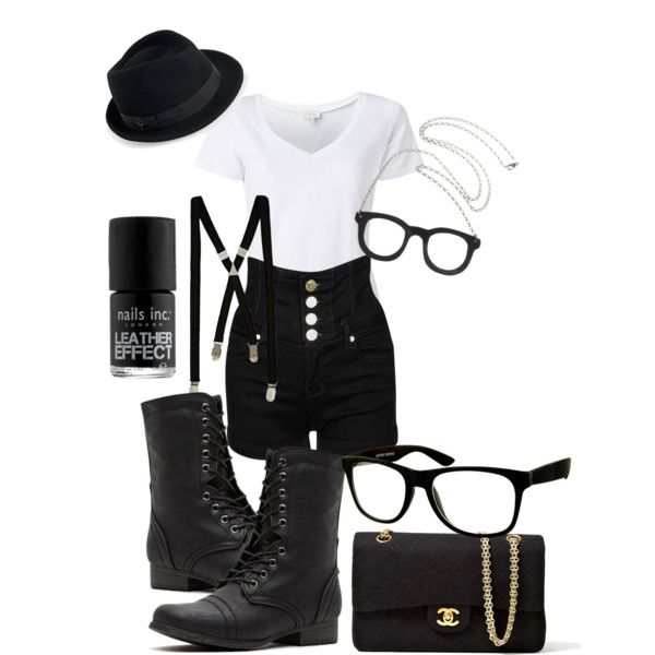 #SUSPENDERS by nguyen-huynh on Polyvore