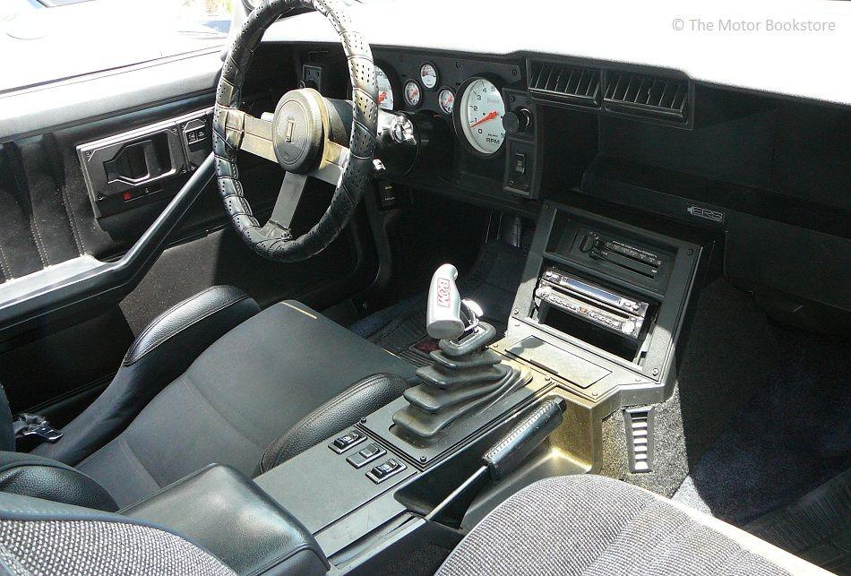Camaro Z28 Berlinetta Rs Rally Sport Repair Manual 1982 1992 Camaro Interior Chevy Camaro Camaro Wheels