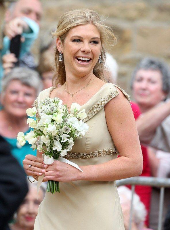 Chelsy Davy At Lady Melissa Percy S Wedding