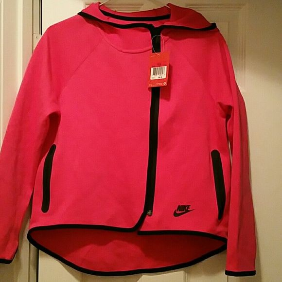 5f4a42083079 Nike Jacket Brand new Neon Hot Pink this Nike Jacket fits a xsmall to small  in women   or large in girls Nike Jackets   Coats
