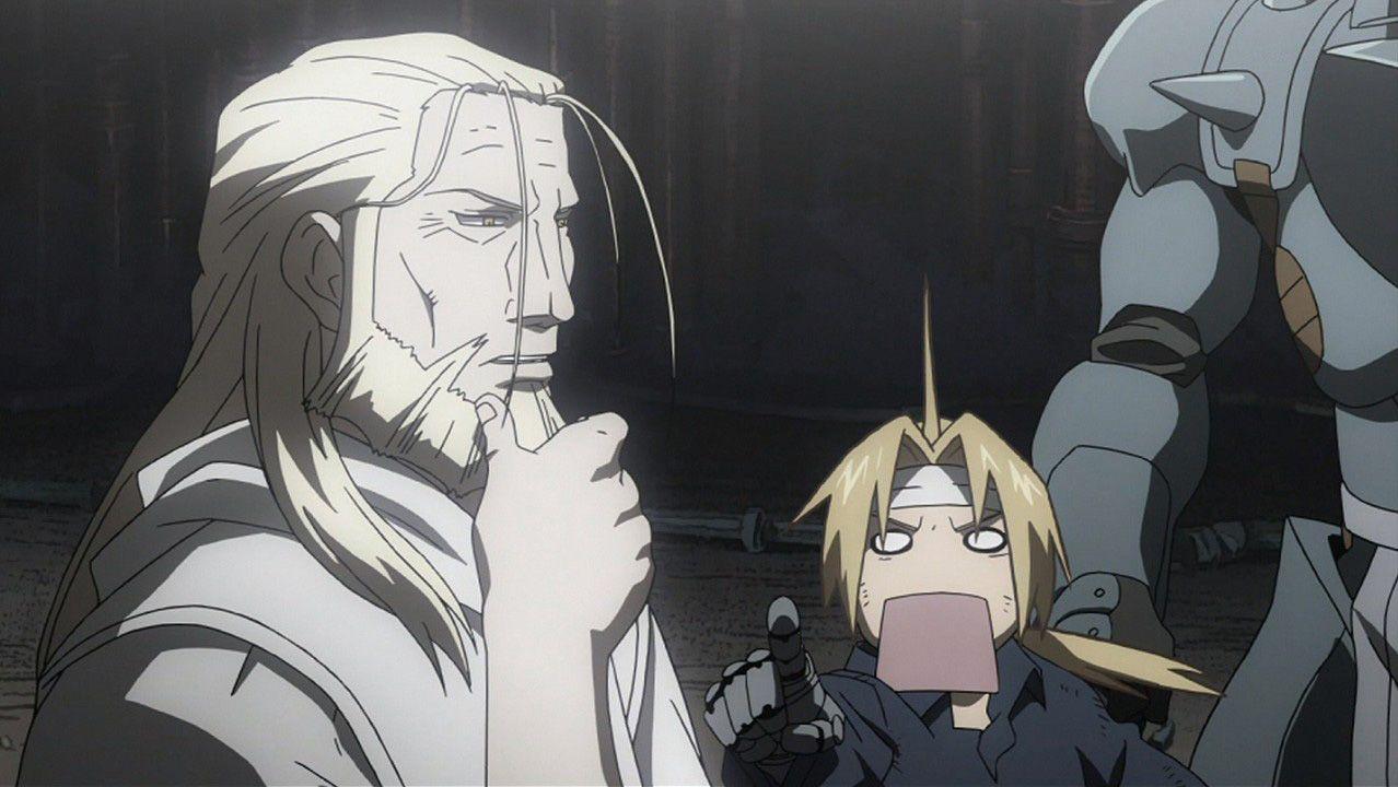 Heirlooms: Fullmetal Alchemist Father Wallpaper Hd