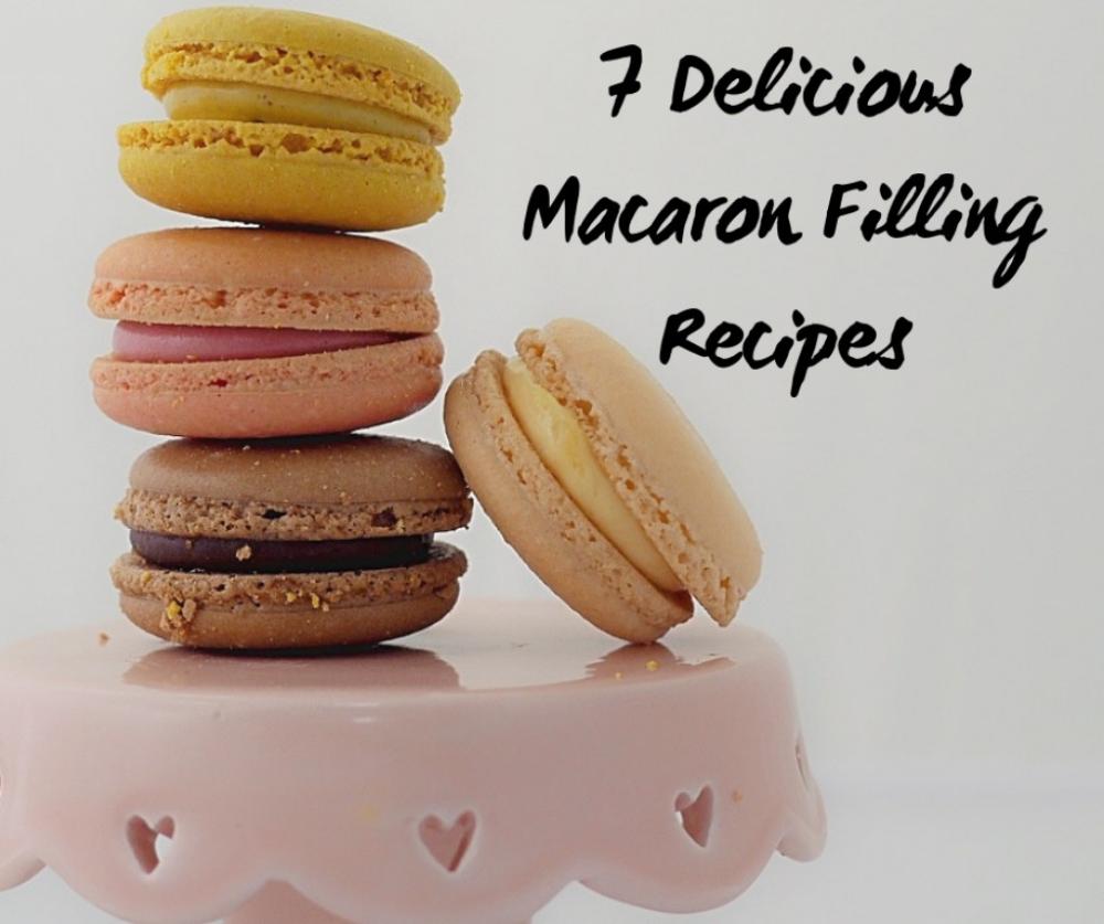 7 Macaron Filling Recipes