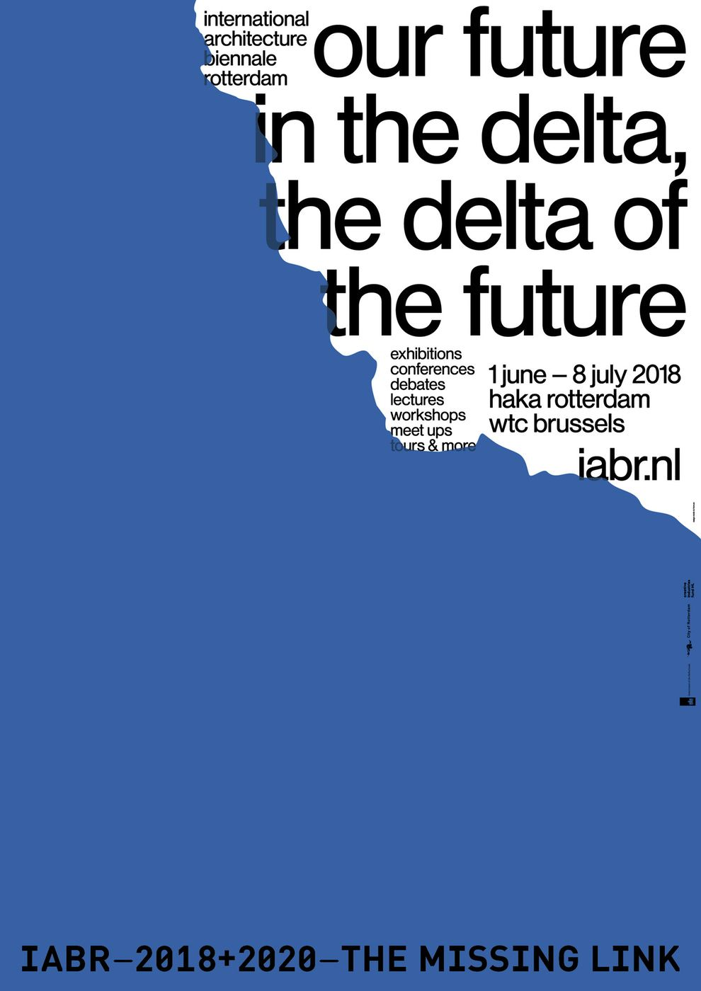 """""""IABR–2018+2010–The Missing Link"""", 2018, by studio"""