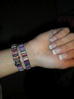 tribal print wrap watch