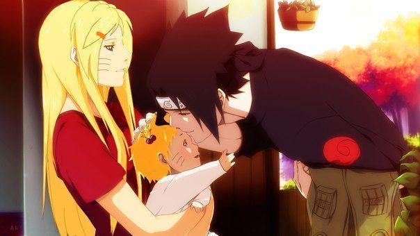 Naruko Pics - Naruko and Sasuke family