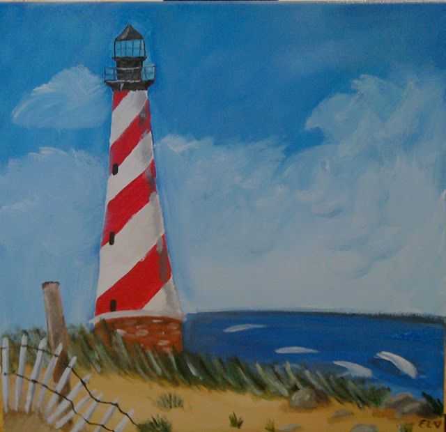 Best 25 Lighthouse Painting Ideas On Pinterest