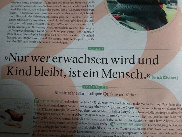Erich Kästner Zitate Pinterest - sprüche von erich kästner