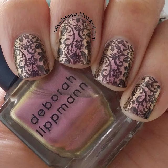 Lace nails ft born pretty store stamping plate bp 02 mixedmama lace nails ft born pretty store stamping plate bp 02 prinsesfo Choice Image
