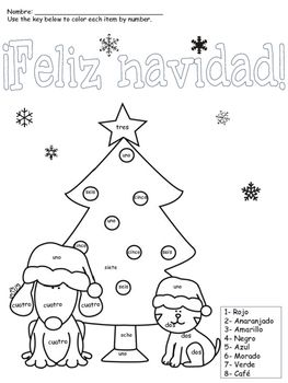 La Navidad Spanish Christmas Novice Coloring Reviews