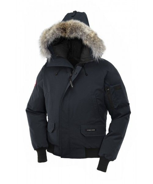 Canada Goose Chilliwack Bomber Men Navy 7950m Encapsulates The Iconic Style Of Bush Pilots In T Canada Goose Chilliwack Canada Goose Mens Canada Goose Jackets