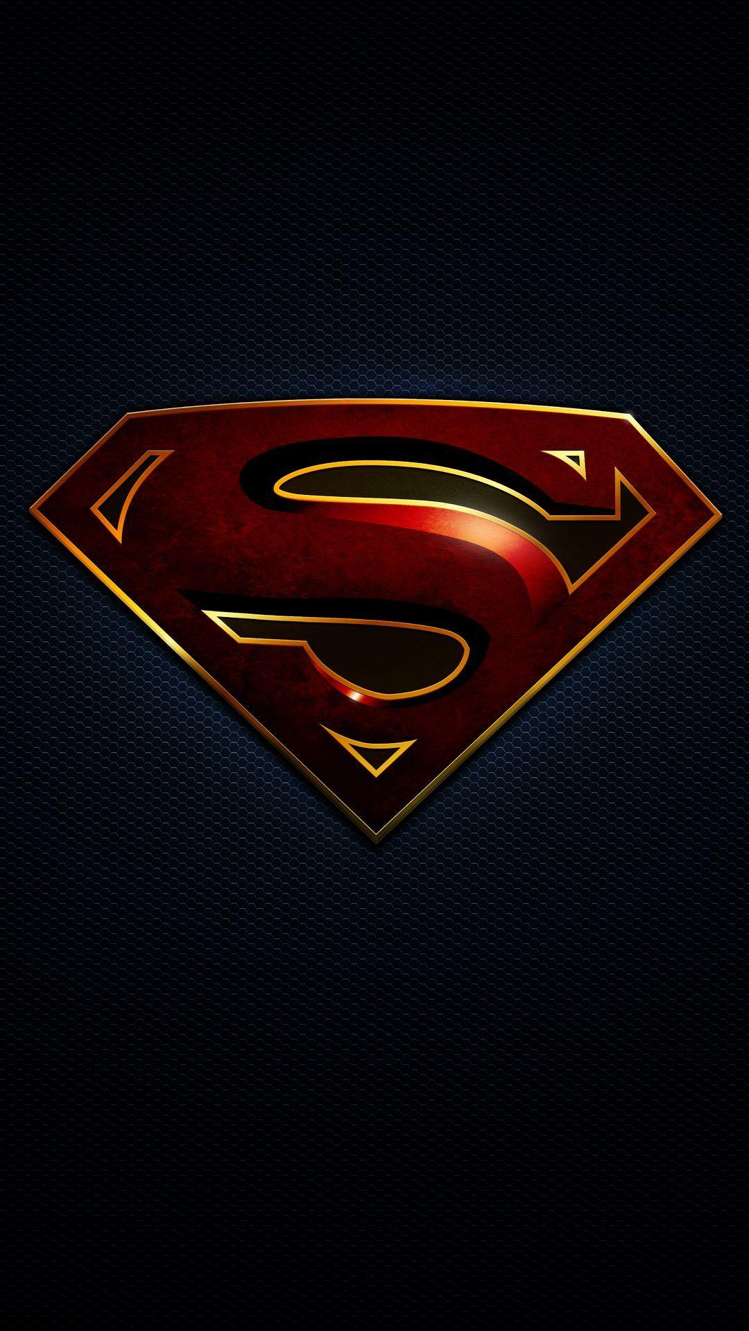 Wallpaper Superman Iphone X Superman Wallpaper Superman Wallpaper Logo Superhero Wallpaper Iphone