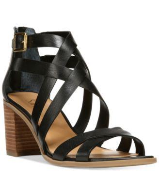 e9b075e203a Franco Sarto Hachi Strappy Sandals