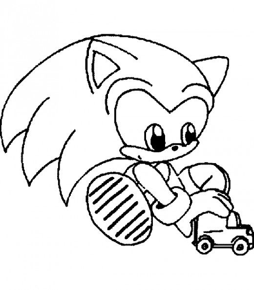Sonic Hedgehog Kids Colouring Pictures To Print And Colour Online Coloring Books Coloring Pages Rose Coloring Pages
