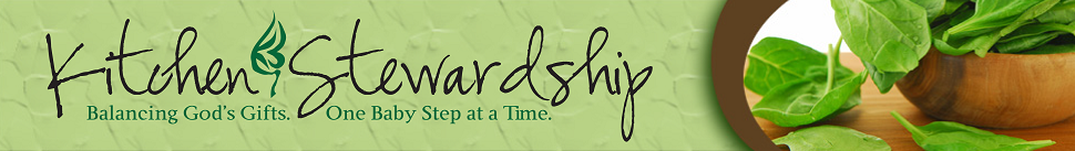 Top 10 Kitchen Stewardship Habits