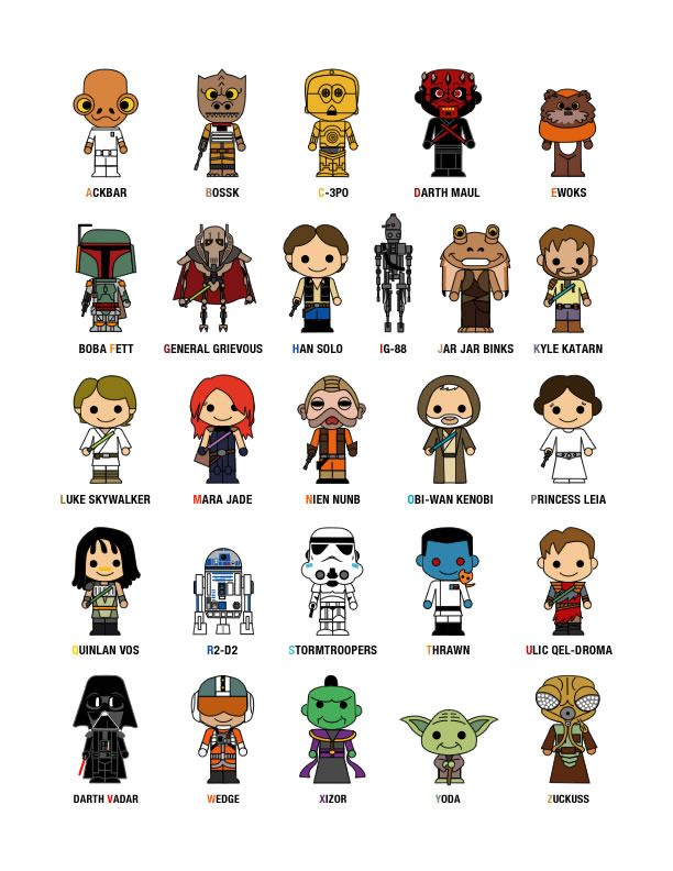 Top hello, Wonderful - LOOPZ: CREATIVE KIDS ART PRINTS | Star Wars  GT86