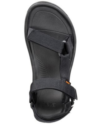 da9b7c1124eef Teva Men s Hurricane XLT2 Cross-Strap Water-Resistant Sandals - Black 12