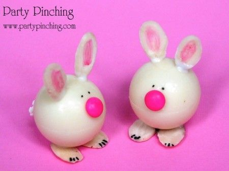 White Chocolate Never Looked So Cute Pudgy Little Bunnies