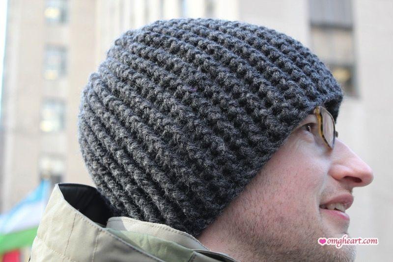 Pattern Bomber Hat Crochet Mens Hat Pattern Crochet Mens Hat Mens Crochet Beanie
