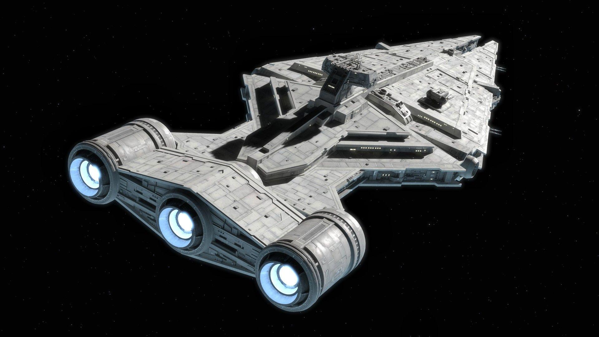 Star Wars Starwars Arquitens Class Light Imperial Cruiser Star