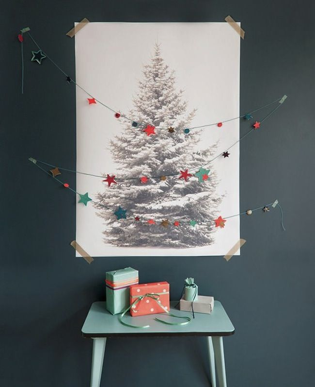 8 Christmas Trees That Aren T Trees Pomelo Magazine With Images Christmas Vignettes Beautiful Christmas Alternative Christmas Tree