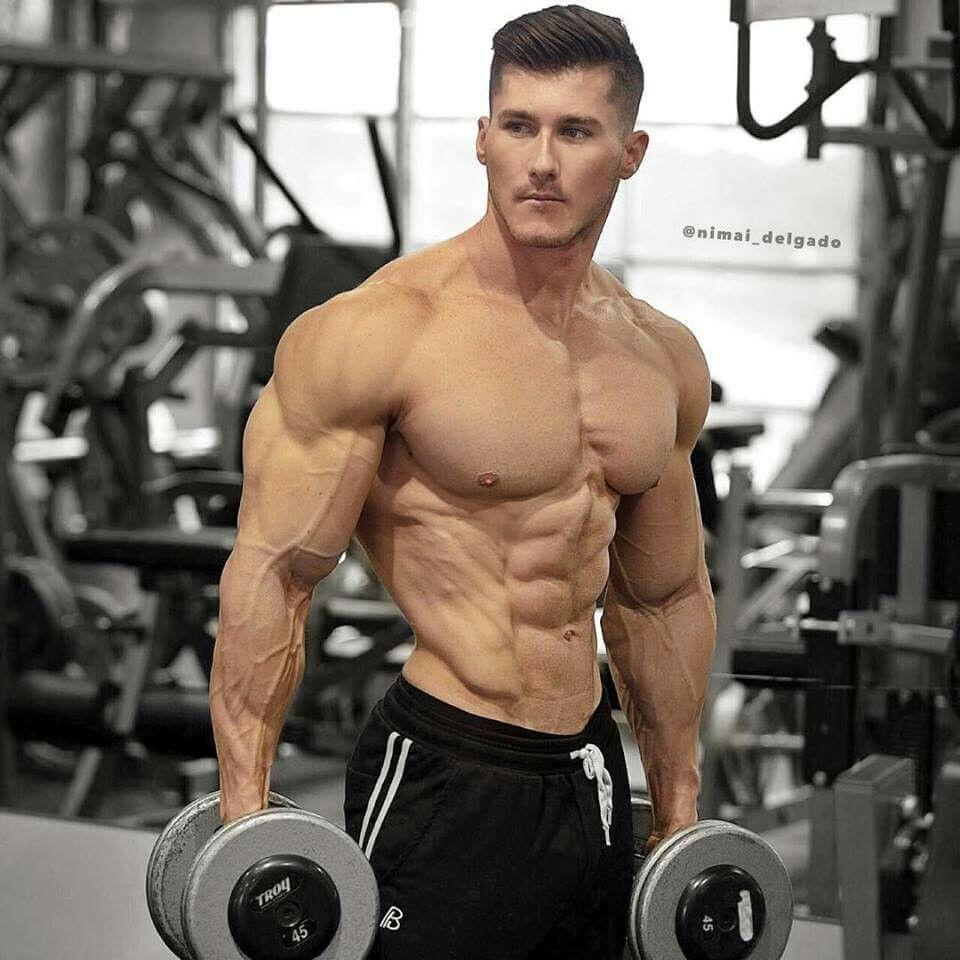 Natürliche Bodybuilding-Wettbewerbsvorbereitungsdiät