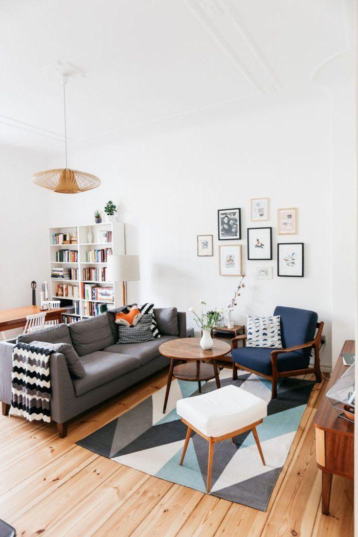 Les meubles scandinaves, beaucoup d\'idées en photos! | Salons ...