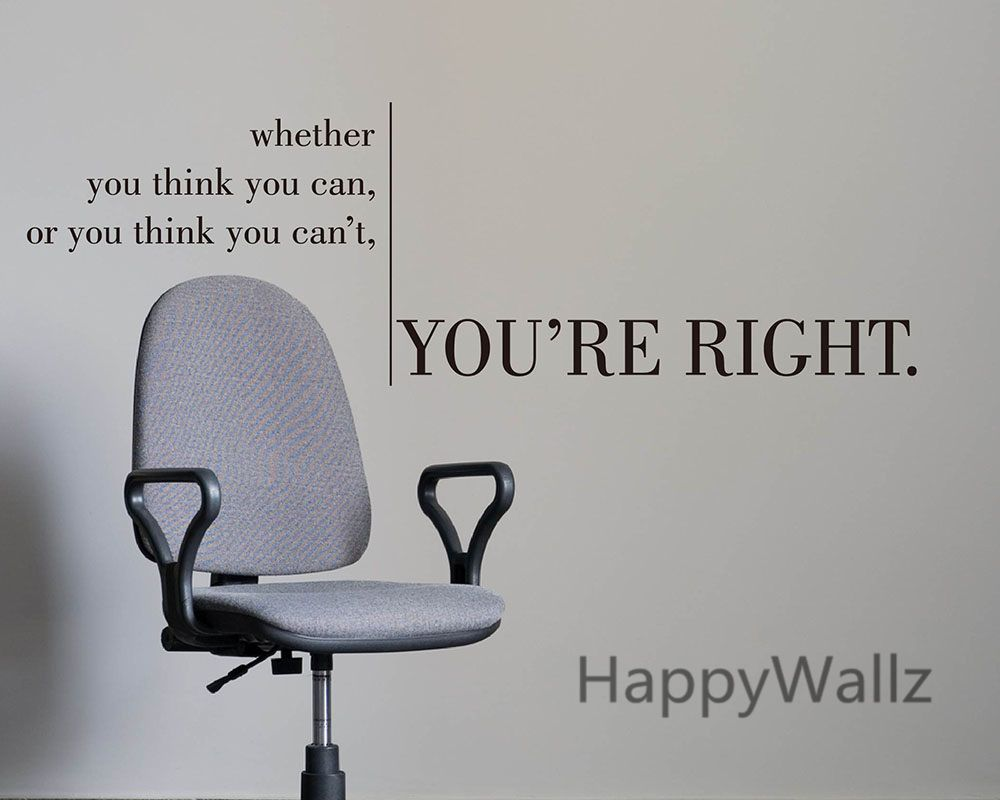 Office Furniture Quotes Home Office Desk Furniture Check More At Http Michael Malarkey Com Of Office Wall Decals Wall Quotes Decals Home Quotes And Sayings