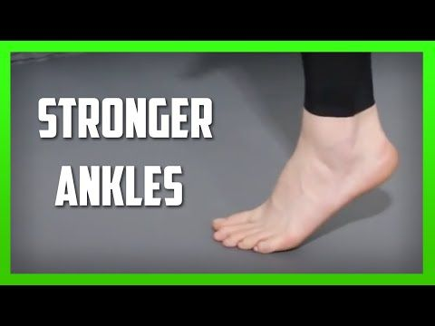 safeguard yourself from injury with these simple ankle