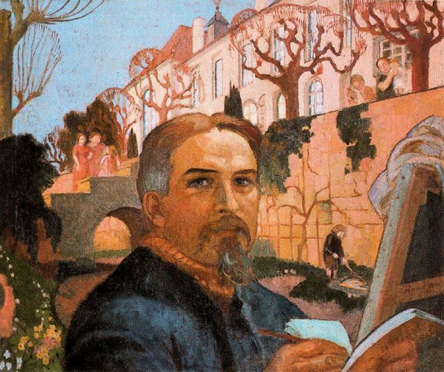 Image result for maurice denis self portrait