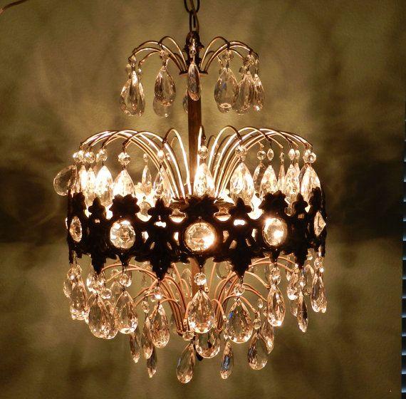 Hollywood Regency Chandelier Lighting Pinterest Hollywood