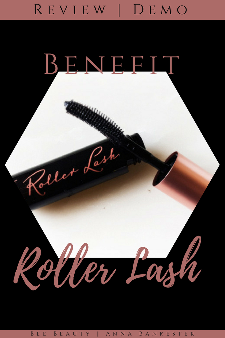 827b6d257e8 Review | Demo - Benefit Roller Lash Mascara | Beauty/Fashion/Hair ...
