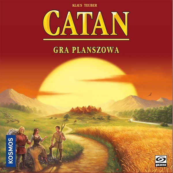 Galakta Gra Planszowa Catan My Games Pinterest Games Catan