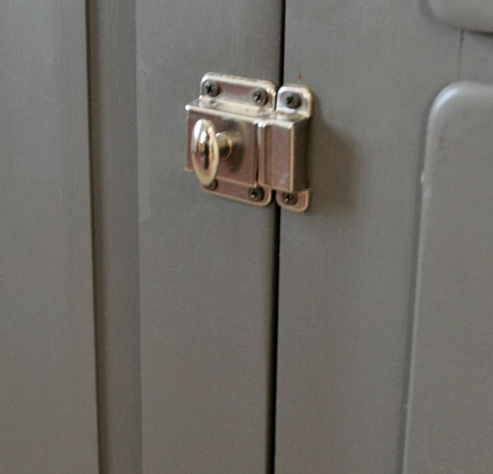 Brushed nickel cupboard latch, Ace hardware in 2019 ...