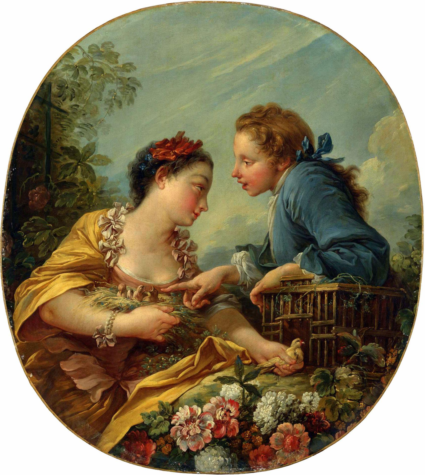 Картинки для декупажа стиль барокко