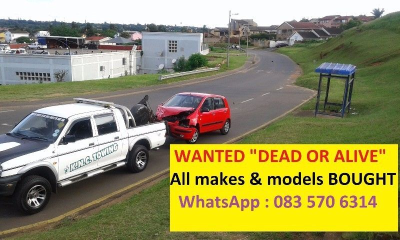 Car Buyer Wanted Cars And Bakkies Dead Or Alive Anywhere In Kzn Quick And Easy Purchases City Centre Gumtree Cla Car Buyer Car Buying Guide Sell Car