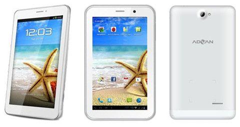 Ini Adalah Gambar Tablet Vandroid T1J Android Murah Keluaran Advan Digital
